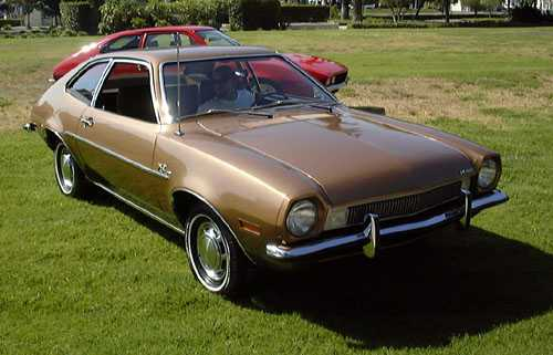 Ford Pinto: l'auto assassina