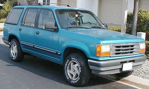 Il disastro degli pneumatici Firestone per la Ford