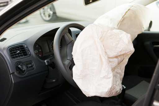 Gli airbag killer marcati Takata