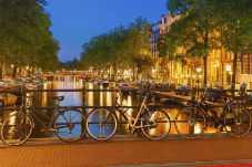 Auto elettriche ad Amsterdam
