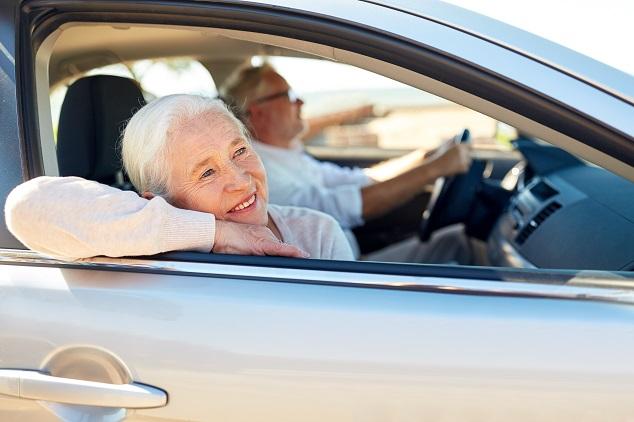 Auto per anziani