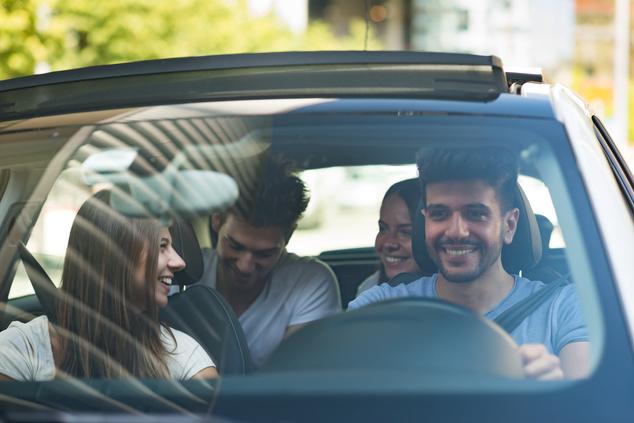 Car Sharing Vantaggi