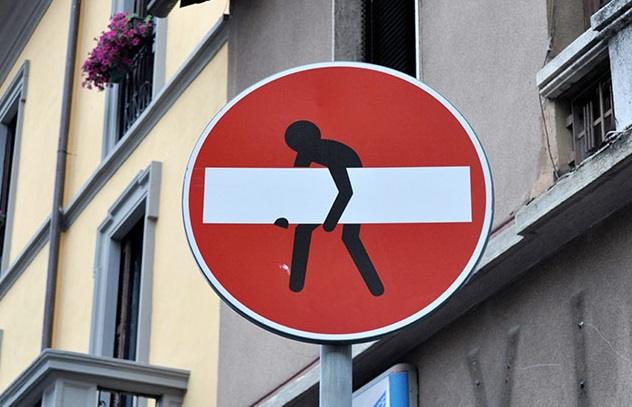 Cartelli Stradali Divertenti