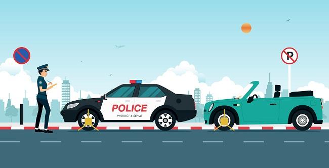 Multe codice della strada 2019