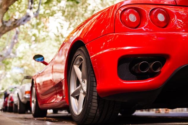 Ferrari in Borsa