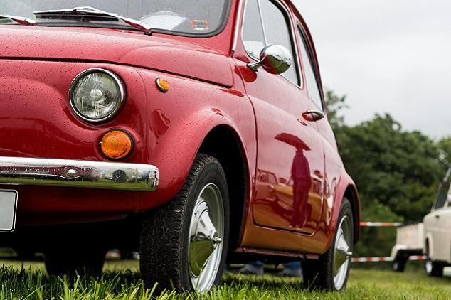 Fiat 500 del 1957