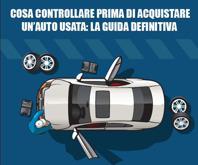 Checklist controllo auto usate