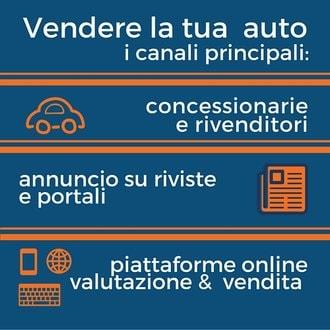 metodi di vendita auto