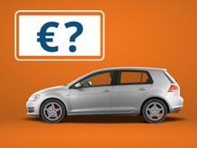 Quanto vale la mia auto?