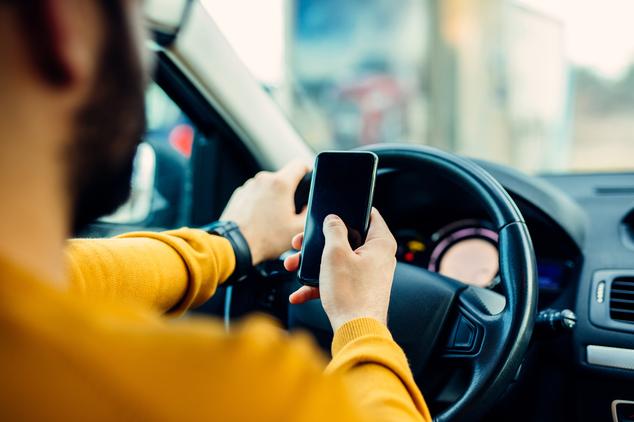 Mobile Sicurezza in Auto