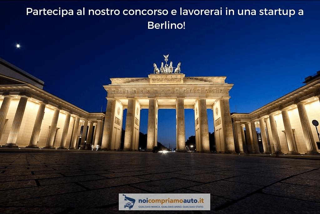 Vinci uno stage da noicompriamoauto.it - estate 2016