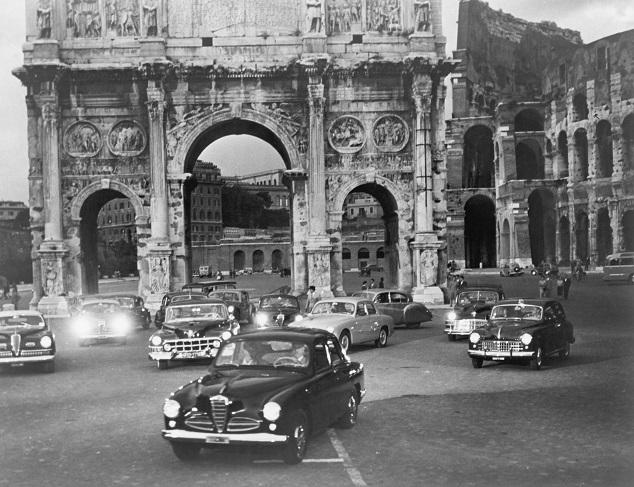 storia delle targhe italiane
