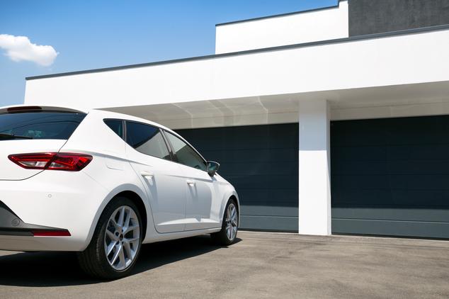 Tettoia auto o garage