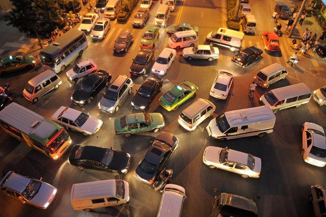 Traffico stradale