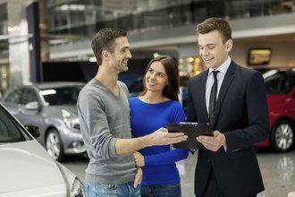 vendere auto teaser